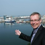 Brixham's new fish quay proving the town has a prosperous future as well as a proud past.