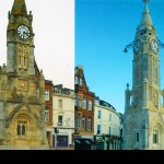 Mallock Memorial Tower Restoration - Before & After